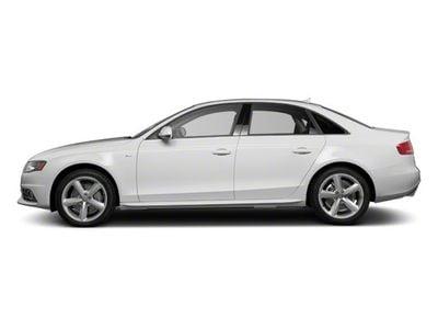 2010 Audi A4 2.0T Premium Plus Sedan