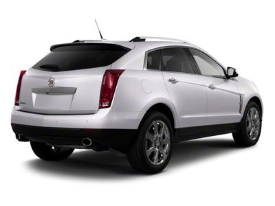 2010 Cadillac SRX AWD 4dr Luxury Collection - Click to see full-size photo viewer