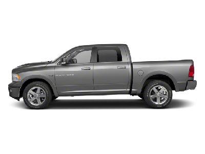 """2010 Dodge Ram 1500 4WD Crew Cab 140.5"""" SLT Truck Crew Cab Short Bed"""
