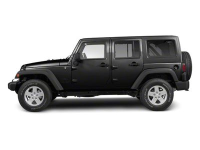 2010 Jeep Wrangler Unlimited 4WD 4dr Sport SUV