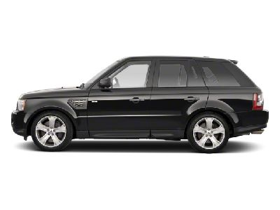 2010 Land Rover Range Rover Sport 4WD 4dr HSE SUV