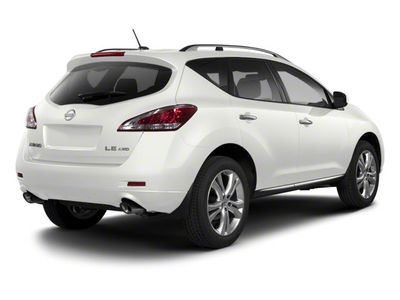 2010 Nissan Murano AWD 4dr LE - Click to see full-size photo viewer