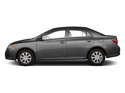 2010 Toyota Corolla 4dr Sedan Automatic LE