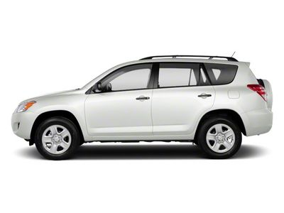 2010 Toyota RAV4 4WD 4dr 4-cyl 4-Speed Automatic SUV