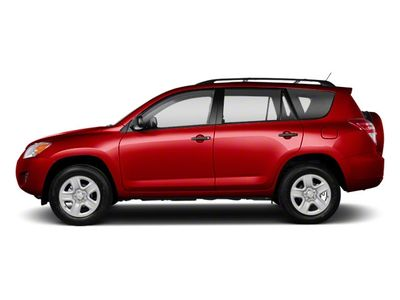 2010 Toyota RAV4 FWD 4dr 4-cyl 4-Speed Automatic SUV