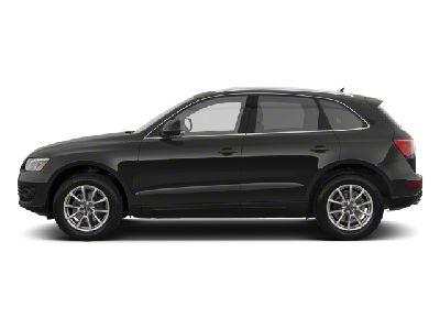2011 AUDI Q5 4DR QTR 2.0T PREM SUV