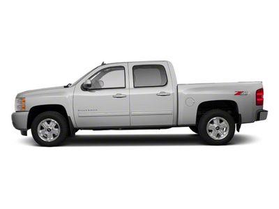 "2011 Chevrolet Silverado 1500 4WD Crew Cab 143.5"" LT Truck"
