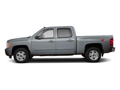 "2011 Chevrolet Silverado 1500 4WD Crew Cab 143.5"" LTZ Truck Crew Cab Short Bed"