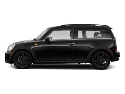 2011 MINI Cooper Clubman S Coupe