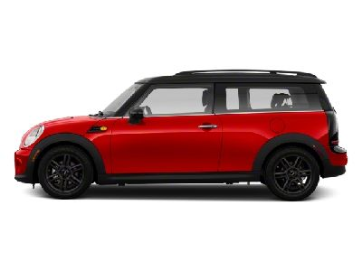 2011 MINI Cooper S Clubman   Coupe