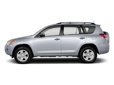 2011 Toyota RAV4 4WD 4dr 4-cyl 4-Speed Automatic SUV