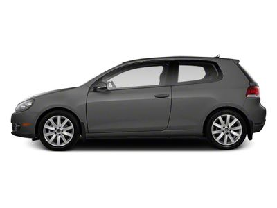 2011 Volkswagen Golf 2dr Hatchback Automatic PZEV Coupe