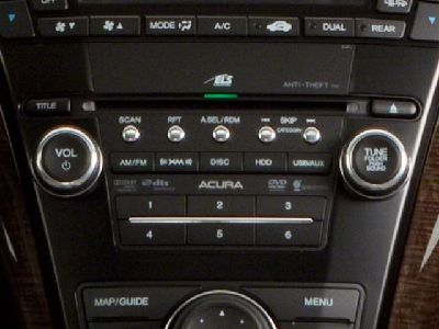 2012 Acura MDX Technology - Click to see full-size photo viewer