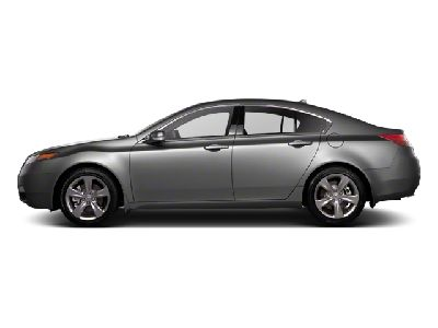 2012 Acura TL SH-AWD Advance Package Sedan