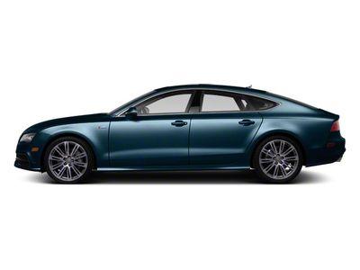 2012 Audi A7 4dr Hatchback quattro 3.0 Premium Plus