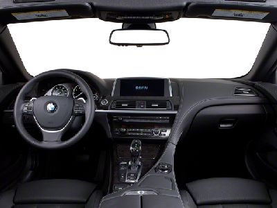 2012 BMW 6 Series 650 CONVERTIBLE PREMIUM SOUND LUXURY SEATING 20's DYNAMIC DAMPER - Click to see full-size photo viewer