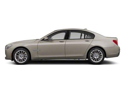 2012 BMW 7 Series 750Li xDrive Sedan