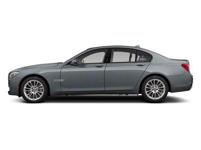 2012 BMW 7 Series ALPINA B7 LWB xDrive Sedan