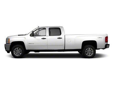 "New 2012 Chevrolet Silverado 3500HD 4WD Crew Cab 153.7"" SRW LT Truck"
