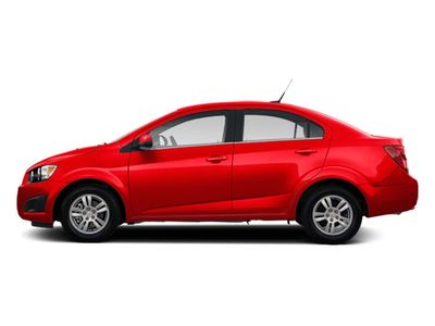 2012 Chevrolet Sonic 4dr Sedan LS 1LS