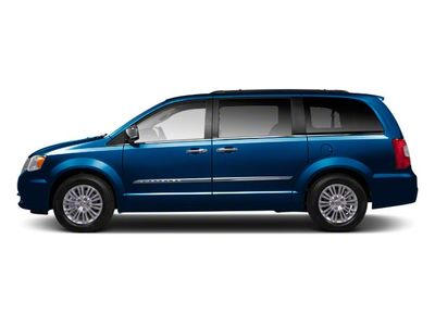 2012 Chrysler Town & Country 4dr Wagon Touring-L Van