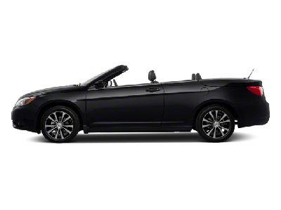 2012 Chrysler 200 2dr Convertible Touring