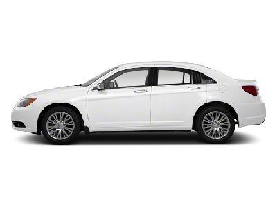 2012 Chrysler 200 4dr Sedan Touring