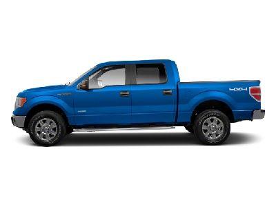 "2012 Ford F-150 4WD SuperCrew 145"" SVT Raptor Truck"