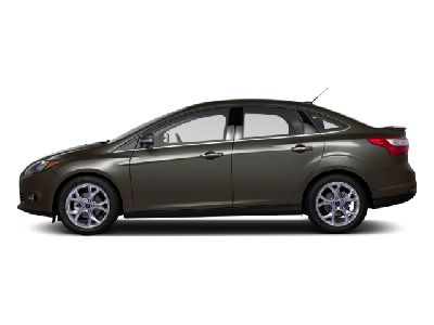 2012 Ford Focus 4dr Sedan SE