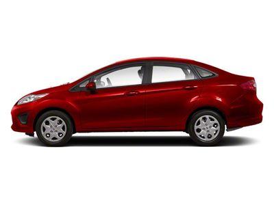 2012 Ford Fiesta 4dr Sedan SEL