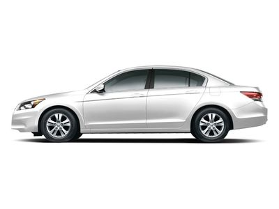 2012 Honda Accord Sedan 4dr I4 Automatic SE