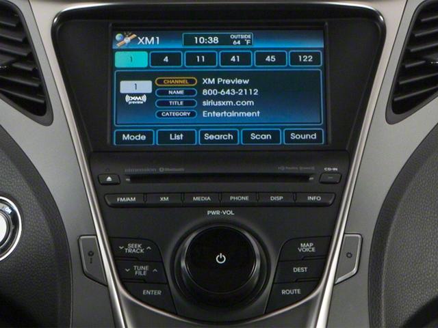 2012 Hyundai Azera 4dr Sedan - Click to see full-size photo viewer