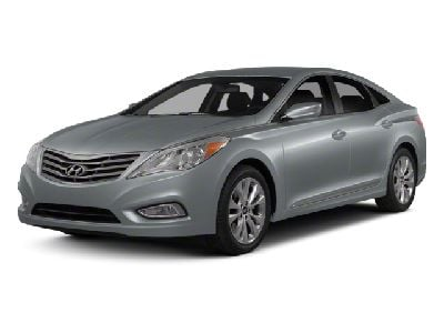 2012 Hyundai Azera 4dr Sedan - Click to see full-size photo viewer