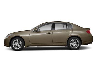 2012 INFINITI G37 Sedan G37 SEDAN 4DR SDN X AWD