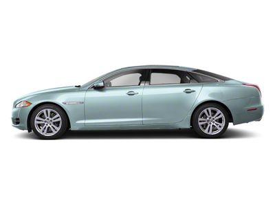 2012 Jaguar XJ XJL Supercharged Sedan