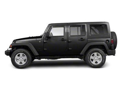 2012 Jeep Wrangler Unlimited 4WD 4dr Rubicon SUV