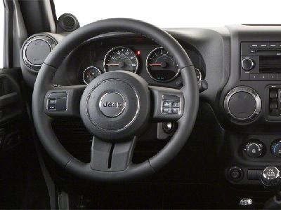 2012 Jeep Wrangler Unlimited 4WD 4dr Rubicon - Click to see full-size photo viewer