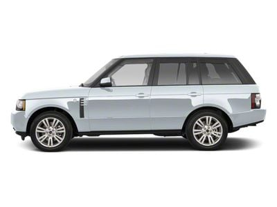 2012 Land Rover Range Rover 4WD 4dr HSE SUV