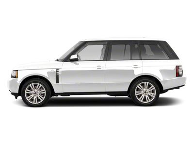 2012 Land Rover Range Rover 4WD 4dr HSE LUX SUV