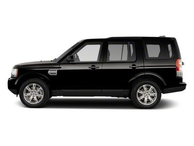 2012 Land Rover LR4 4WD 4dr HSE SUV
