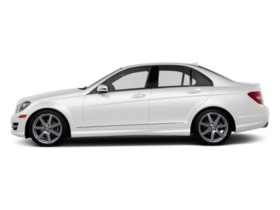2012 Mercedes-Benz C-Class 4dr Sedan C 300 Sport 4MATIC