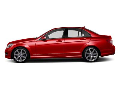 2012 Mercedes-Benz C-Class 4dr Sedan C 250 Sport RWD
