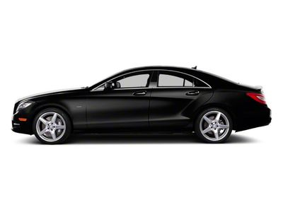2012 Mercedes-Benz CLS 4dr Sedan CLS 550 4MATIC