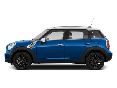 2012 MINI Cooper Countryman   Sedan