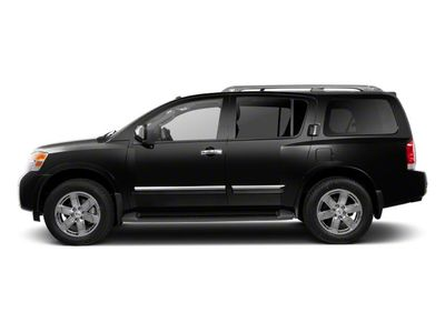 2012 Nissan Armada 4WD 4dr Platinum SUV