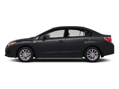 2012 Subaru Impreza Sedan 4dr Automatic 2.0i Premium
