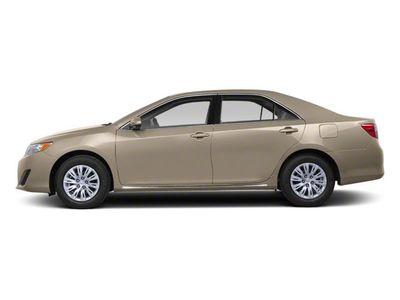 2012 Toyota Camry 4dr Sedan V6 Automatic XLE