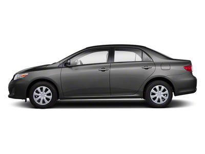 2012 Toyota Corolla 4dr Sedan Automatic LE