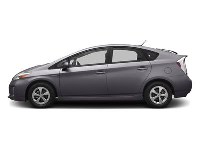 2012 Toyota Prius 5dr Hatchback Four