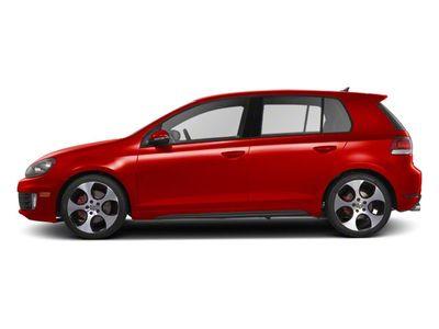 2012 Volkswagen Golf GTI 4dr Hatchback DSG Autobahn PZEV